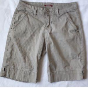 UNIONBAY Women's Bermuda Shorts